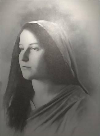 Maria Valtorta recita