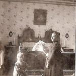 Maria Valtorta bambina con la mamma